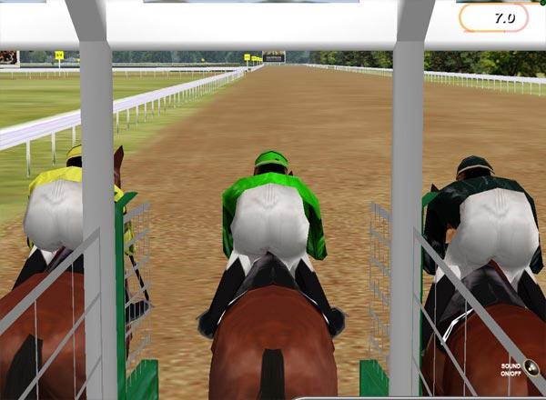 HorseRaceGame.com - Online Horse Racing Game Screenshots ...