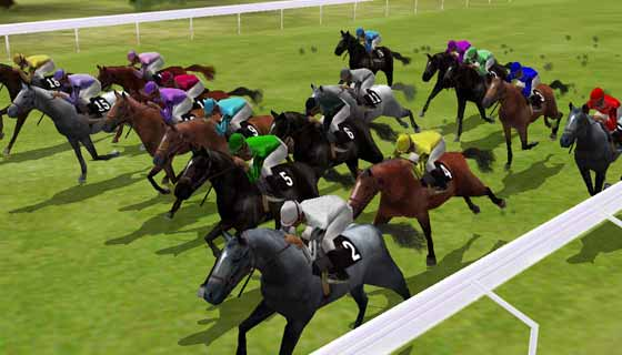 Free Racing Games for Horse Racing Fans