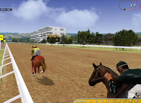 horse racing games free play now